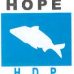 Hope Democratic Party (HDP) logo