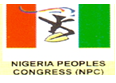 Nigeria People Congress (NPC) logo