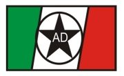 Alliance For Democracy (AD) logo