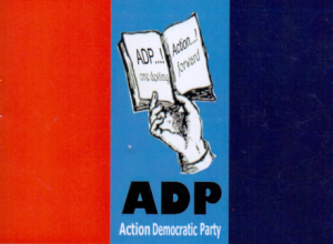 Action Democratic Party (ADP) logo