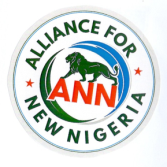Alliance for New Nigeria (ANN) logo