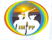 Justice Must Prevail Party (JMPP) logo