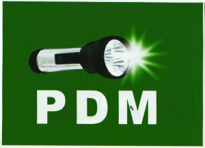 Peoples Democratic Movement (PDM) logo