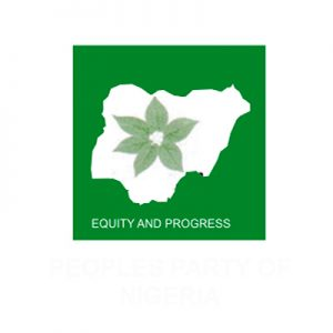 Peoples Party of Nigeria (PPN) logo