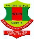We The People Nigeria (WTPN) logo