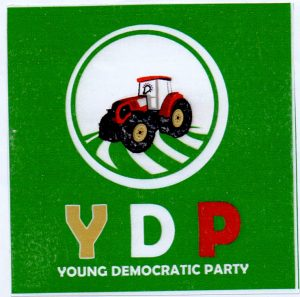 Young Democratic Party (YDP) logo