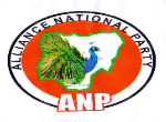 Alliance National Party (ANP) logo