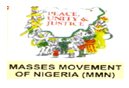 Masses Movement of Nigeria (MMN) logo