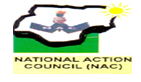National Action Council (NAC) logo