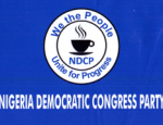 Nigeria Democratic Congress Party (NDCP) logo