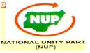 National Unity Party (NUP) logo