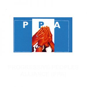 Progressive Peoples Alliance (PPA) logo