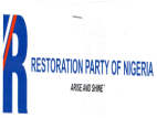 Restoration Party of Nigeria (RPN) logo
