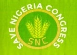 Save Nigeria Congress (SNC) logo