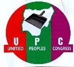 United Peoples Congress (UPC) logo